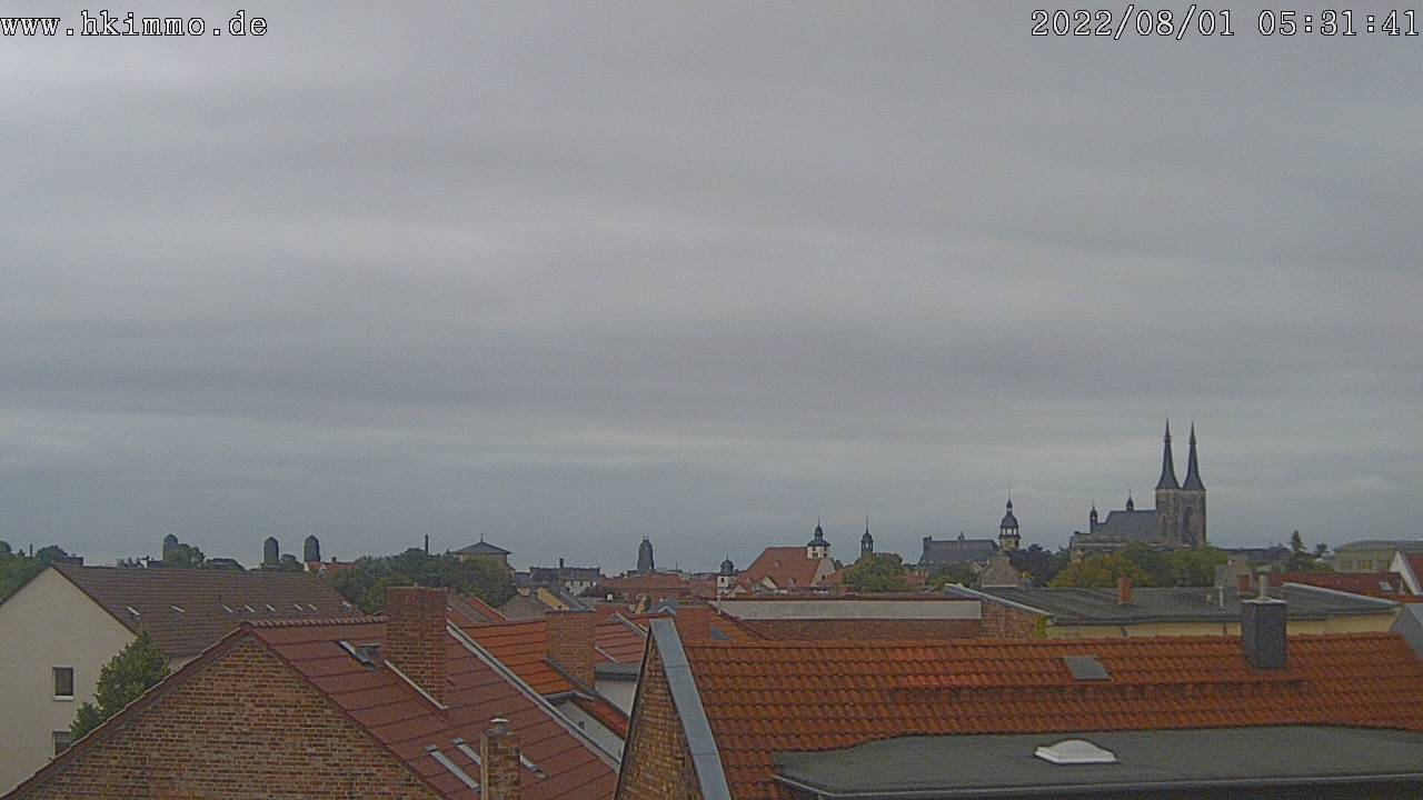 Webcam Skyline Köthen