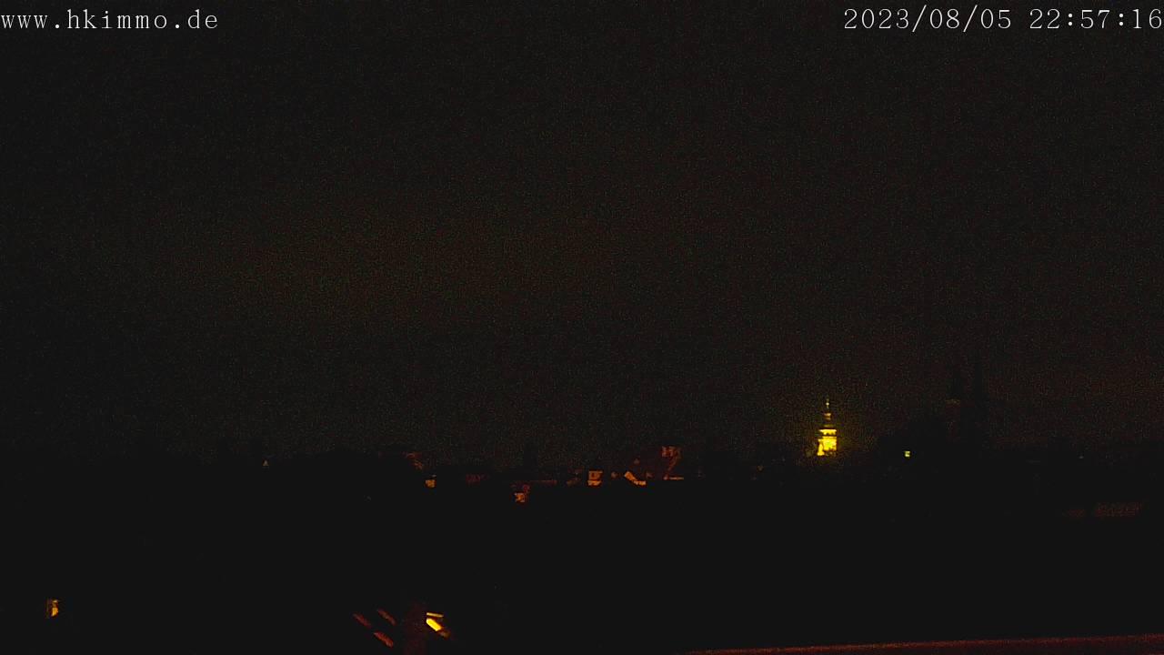 Bild der Skyline von Köthen/Anhalt