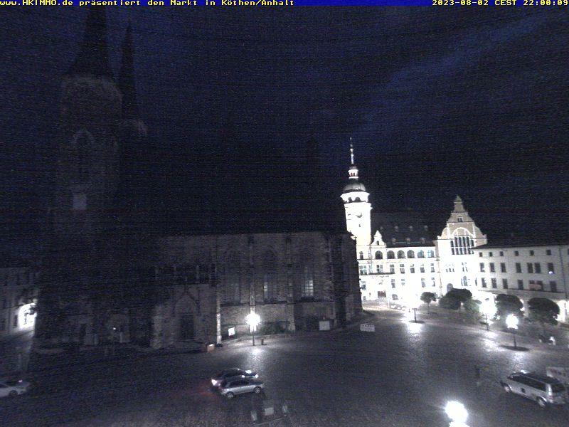Webcam Marktplatz Köthen