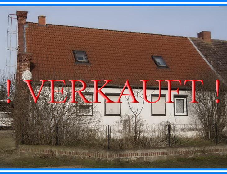 Doppelhaushälfte in Stendal OT Jarchau