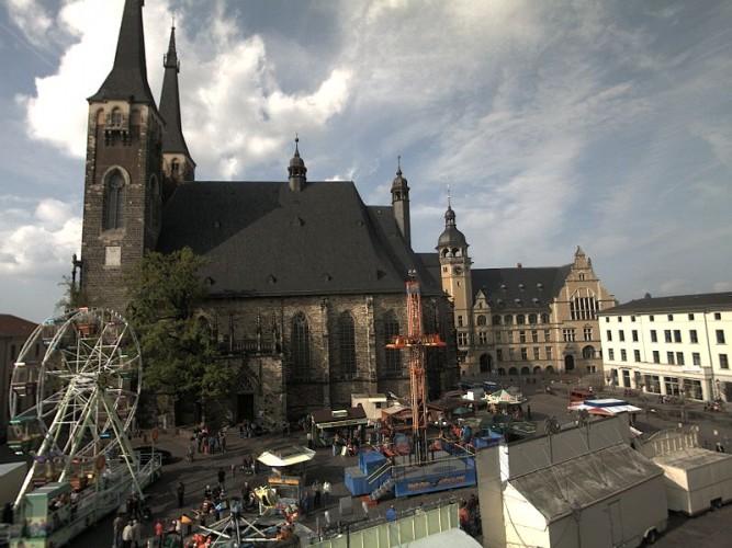 """Rummel in Aktion am 12.04.2014 mit Riesenrad und Supershot """"Drop Attack"""""""