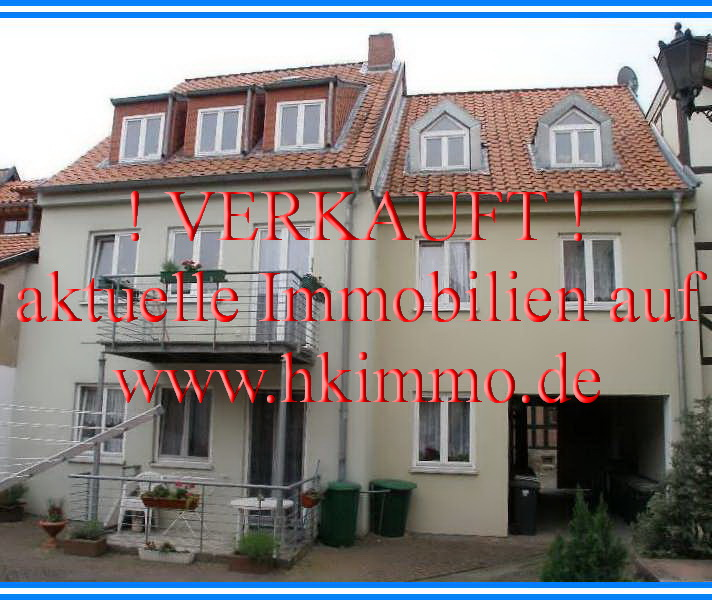 4 Eigentumswohnungen in Quedlinburg