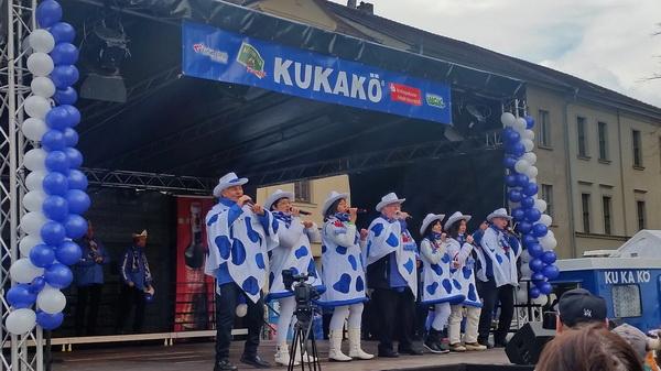 KuKaKö Ziethenixen auf dem Marktplatz 2018