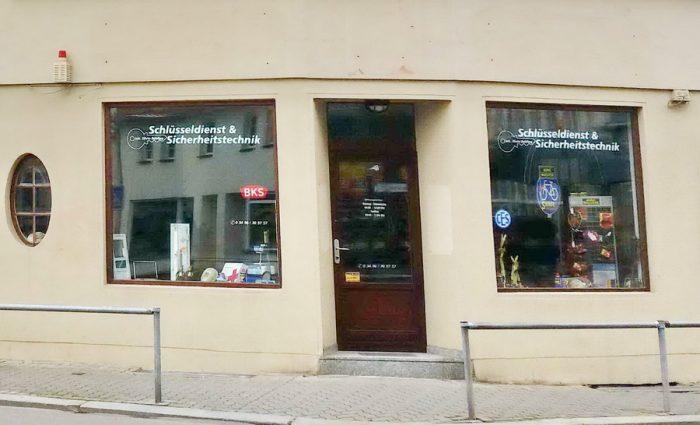 Schlüsseldienst Silvio Behling aus Köthen, Dr.-Krause-Straße 69