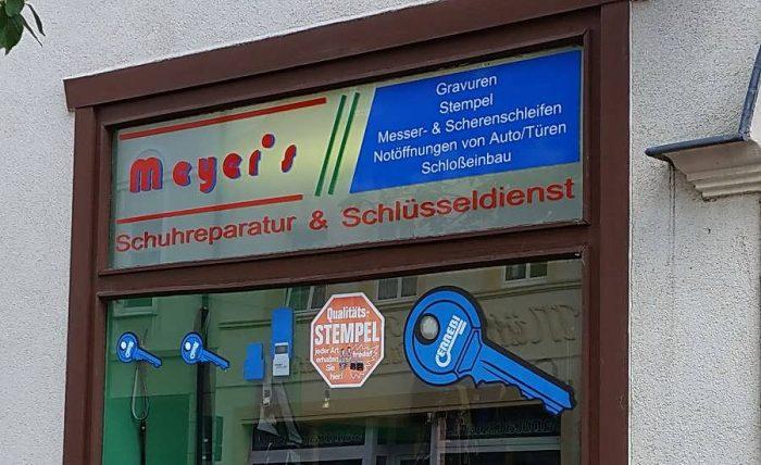 Meyer's Schuhreparatur & Schlüsseldienst in Aken