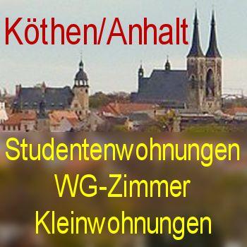 Studentenwohnung in Köthen/Anhalt