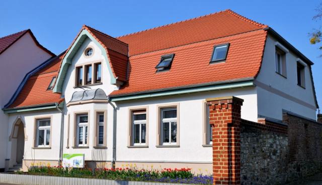 Wohnen im Alter in einer Villa in Aken – Seniorenwohngemeinschaft