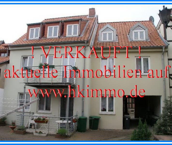 4 Eigentumswohnungen in Quedlinburg - 2013
