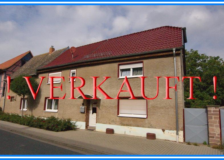 Einfamilienhaus in Bad-Frankenhausen OT Udersleben - 2014