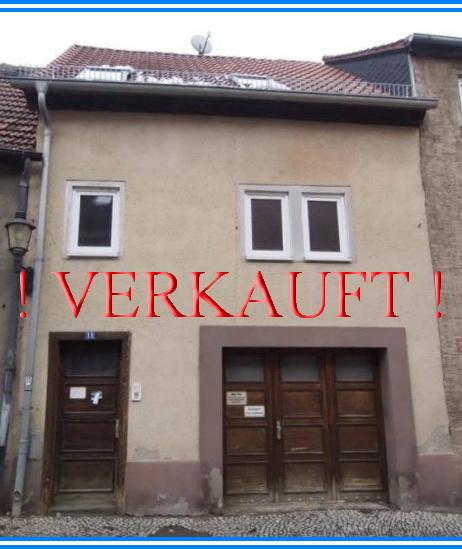 Einfamilienhaus mit Garage im Zentrum von Naumburg - 2014