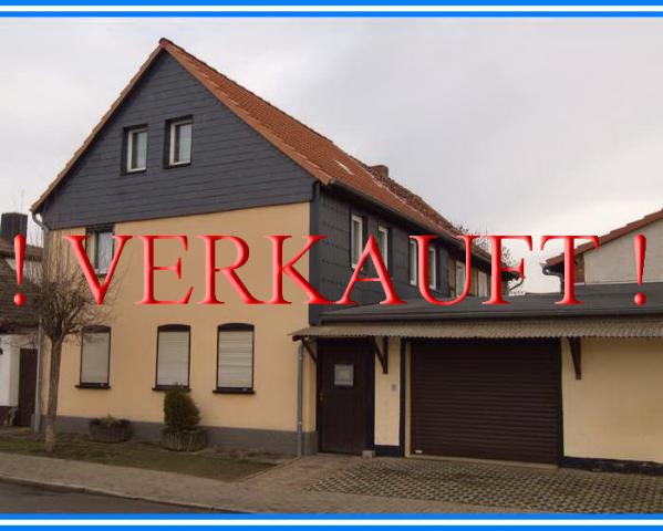 Einfamilienhaus in Oschersleben OT Hornhausen - 2014