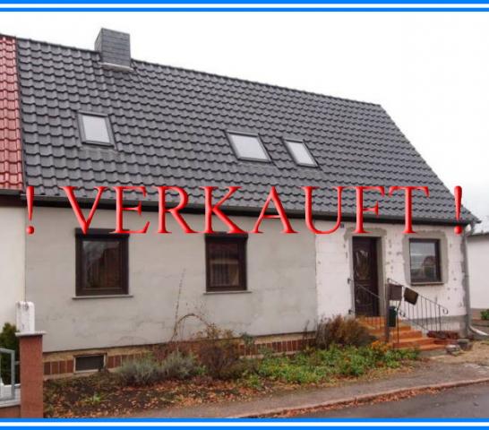 Zweifamilienhaus in Landsberg OT Hohenthurm - 2014