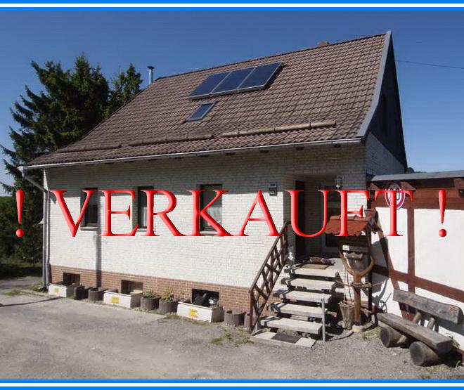 Einfamilienhaus in Thale OT Friedrichsbrunn - 2015