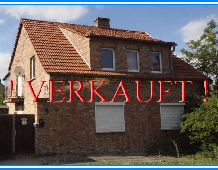 Einfamilienhaus in Halle OT Lettin - 2016