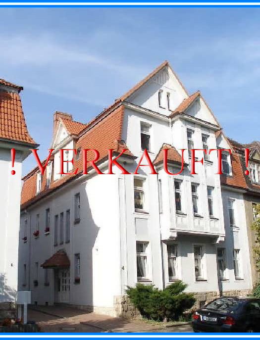 Anlageobjekt in Naumburg
