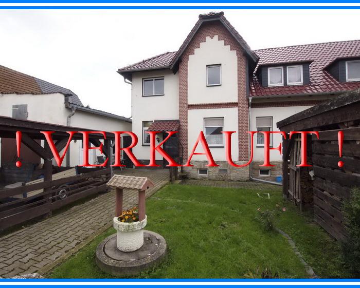 Doppelhaushälfte in Heygendorf