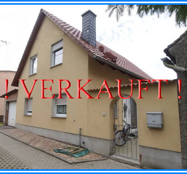 Einfamilienhaus in Landgrafroda